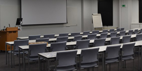 Chapter House lecture theatre