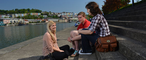 bristol students harbourside