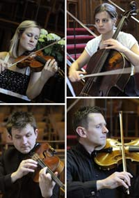 The Brodowski Quartet