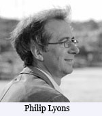 photo of the author Philip Lyons