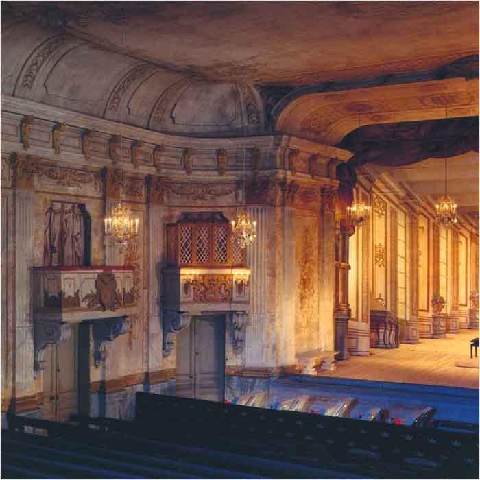Drottningholm Court Theatre