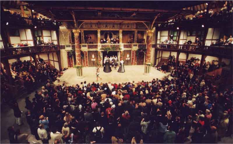 elizabethan theatre audience - photo #7