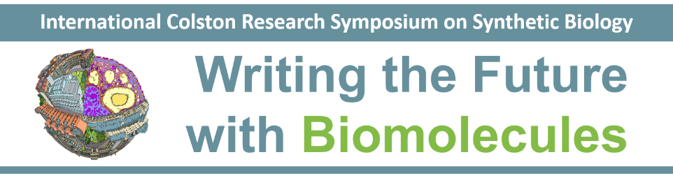 Colston Research Symposium on Synthetic Biology banner