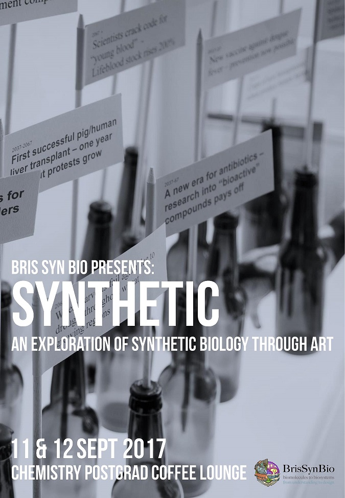 SYNTHETIC | An exploration of synthetic biology though Art