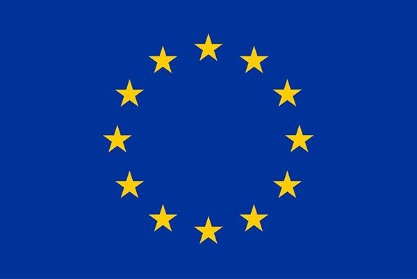 EU logo to be used with mentions of Horizon 2020 funding
