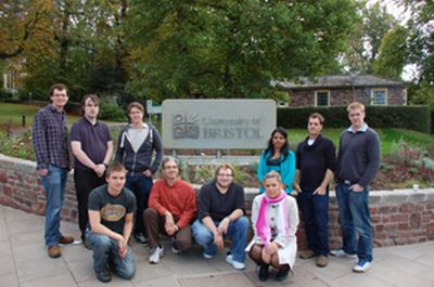 2011 CDT in Communications cohort