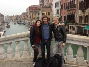 Computer Science students reach Venice in Jailbreak