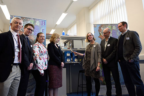 research facilities for synthetic biology open in Bristol