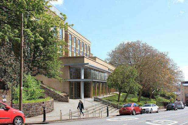 Queens Engineering Expansion | Estates Office | University