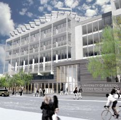 Queen's Road Building Proposed outside design