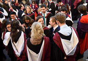 Gown hire and collection | Graduation | University of Bristol