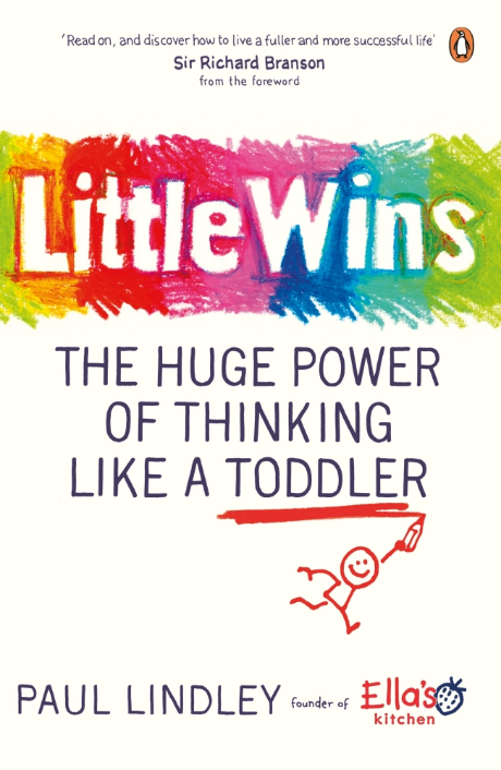 Little Wins front cover
