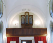 The new pipe organ for Wills Hall
