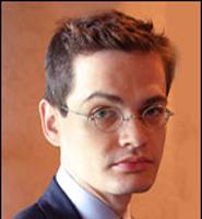 Mr David Rennie, EU correspondent at The Economist - 6983-2