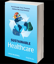 Front cover of Sustainable Healthcare