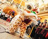 University of Bristol Chinese Lion Dance Troupe