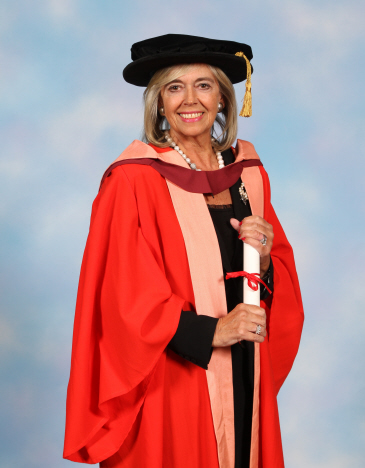Dr Jacqueline Cornish OBE