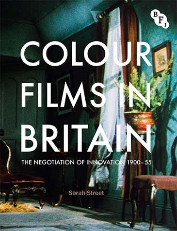 Image of the cover of Colour Films in Britain