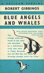 Cover of 'Blue Angels and Whales'
