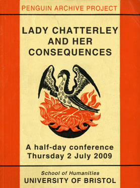 Lady Chatterley and Her Consequences poster