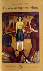 Cover of 'Dickon Among The Indians'