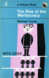 Cover of 'The Rise of Meritocracy'