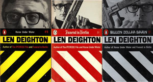 Raymond Hawkey's cover designs for Penguin