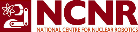 National Centre for Nuclear Robotics logo