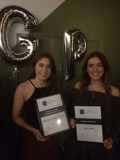 Rcgp research paper of the year