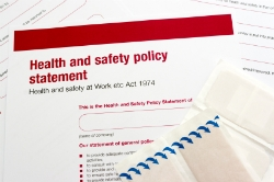 Policies safety and health services university of bristol for Health and safety statement of intent template