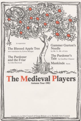 Medieval Players poster