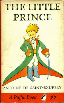 Cover of 'The Little Prince'