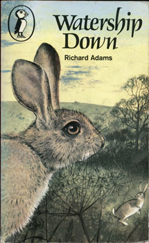 Cover of 'Watership Down'