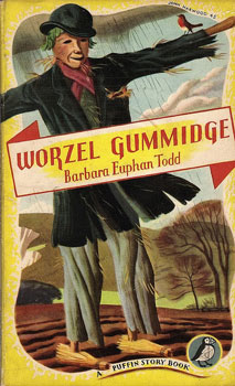 Cover of 'Worzel Gummidge'