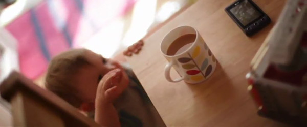 Most burns in children are caused by hot drinks