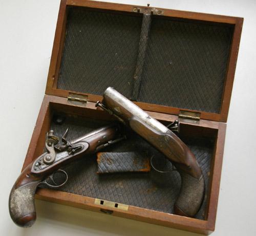 Irving pistols
