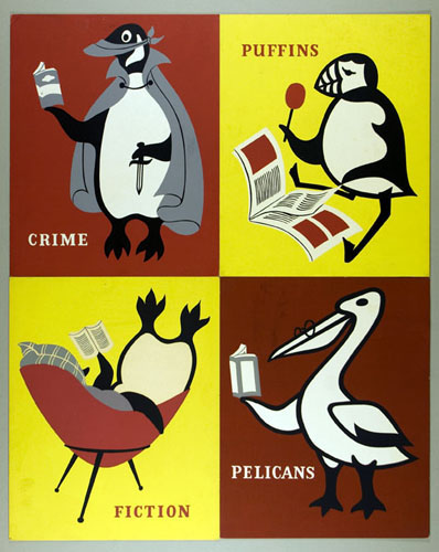 Penguin adverts