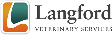 Langford Veterinary Services logo