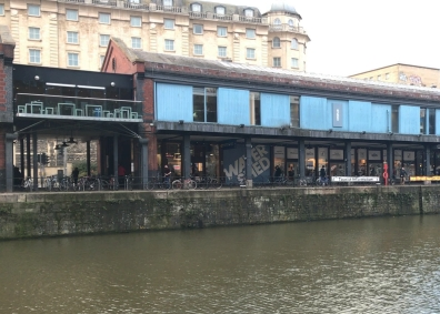 The Waterfront venue at Bristol's Harbourside