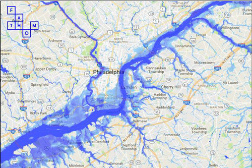 2018 New Study Finds Flood Risk For Americans Is Greatly