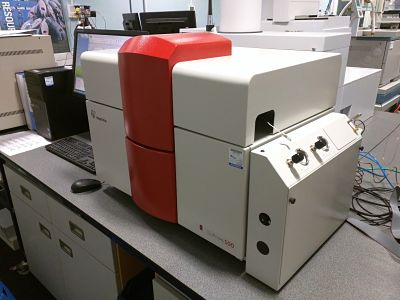 Image of the IsoPrime 100 GC-C-IRMS