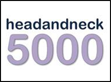 the logo of the Head and Neck 5000 study