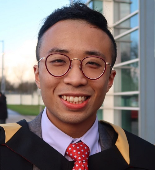 PhD Student Jonathan Lee
