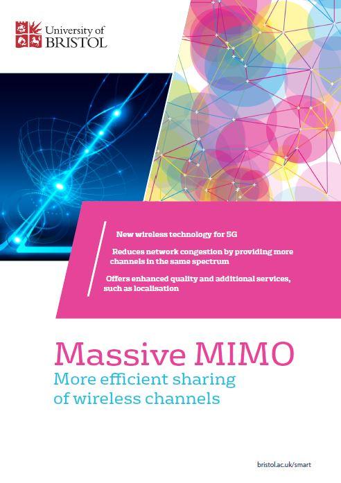 Massive MIMO | Faculty of Engineering | University of Bristol