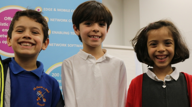 Smart Internet Lab children, 6 generation