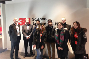 MSc in Innovation and Entrepreneurship site visit to 3M