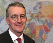 the Rt Hon Hilary Benn, MP, the Secretary of State for International Development