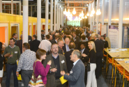 Over 200 guests at Engine Shed for its launch