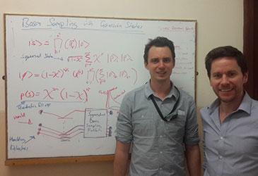 Image of Austin Lund and Anthony Laing