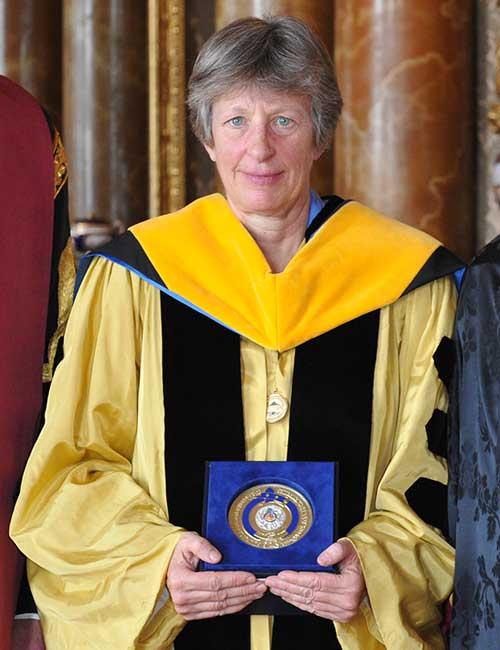 April: New Fellows of the Royal Society   News   University